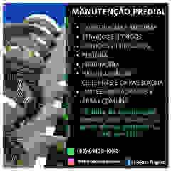 Manutenção Predial Centros Comerciais clássicos por Lokus Assessoria de Projetos e Construções Clássico