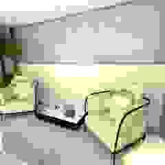 Apartamento 403 Jardins de inverno minimalistas por Studio All Arquitetura Minimalista