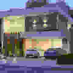 de Danilo Medeiros Arquitetura + Design Moderno Piedra