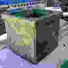 Fibreglass mould, building column by Buildart - Fibreglass Specialists Modern Concrete
