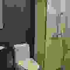 RENOVATED BATHROOMS Modern bathroom by FINE ART LIVING PTE LTD Modern Ceramic