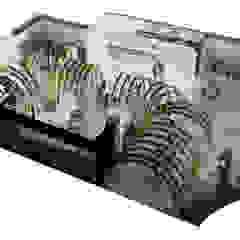 TIENDA BALMAIN de Karla Alvarez - Arquitectura de Interiores Minimalista