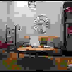 Ruang Keluarga Minimalis Oleh CV Leilinor Architect Minimalis