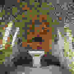 Śródziemnomorska piwnica win od GUILLEM CARRERA arquitecte Śródziemnomorski