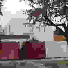 CASA BELMAR de AOG Moderno Ladrillos