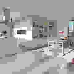 Moderne kubistische woning Twello van Architectuur Studio Wezenberg BV Modern
