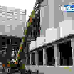 Sekolah Gaya Industrial Oleh FIBERLAND S.A. - TANQUES PARA ALMACENAMIENTO Industrial