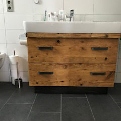 woodesign Christoph Weißer BathroomStorage Wood