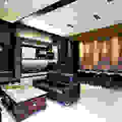 توسط 大漢創研室內裝修設計有限公司 آسیایی کامپوزیت چوب و پلاستیک