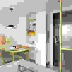 Scandinavian style doors by 寓子設計 Scandinavian