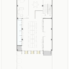 PB131 Office:modern  oleh Simple Projects Architecture, Modern