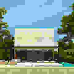 bởi Obed Clemente Arquitecto Nhiệt đới Bê tông