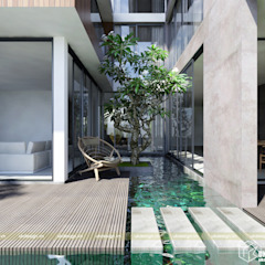 by UK DESIGN STUDIO - KIẾN TRÚC UK Modern