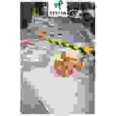 Design and Build Office Exterior Balkon, Beranda & Teras Gaya Industrial Oleh Eco-House Indonesia Industrial