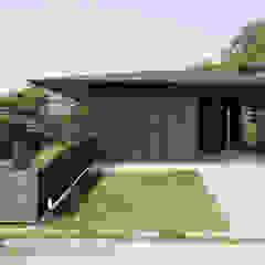 054那須Mさんの家 日本家屋・アジアの家 の atelier137 ARCHITECTURAL DESIGN OFFICE 和風 木 木目調