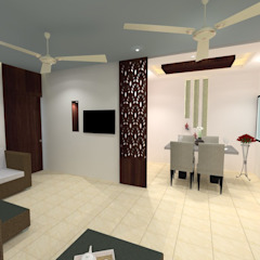 Design Tales 24 Modern Living Room White