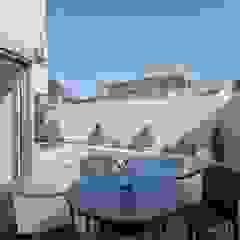 川崎市麻生区のプールのあるリゾート空間住宅 の PROSPERDESIGN ARCHITECT OFFICE/プロスパーデザイン モダン