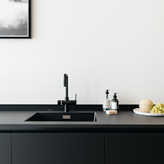 INTERIEUR ONTWERP & VASTGOEDSTYLING | JACOB GILLESSTRAAT TE DEN HAAG van Studio Kustlijn Architecten Modern Hout Hout