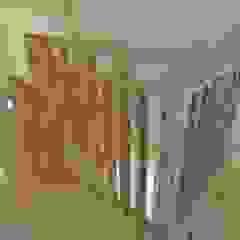 Oleh 無二建築設計事務所 Asia Kayu Wood effect