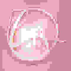創喜設計 ArtworkOther artistic objects Wood-Plastic Composite Pink