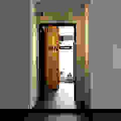 Arcoris Mont Kiara Scandinavian corridor, hallway & stairs by Norm designhaus Scandinavian