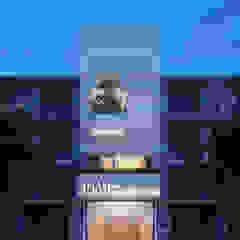 現代房屋設計點子、靈感 & 圖片 根據 AVA Architecture 現代風