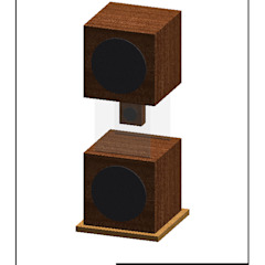 Diseño renderizado de D-fi Sound Clásico