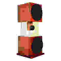 Flotante: Ref. SPTS-2-FE de D-fi Sound Clásico Madera Acabado en madera