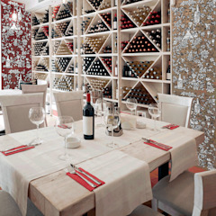 Colonial style gastronomy by Artelux Colonial Tiles