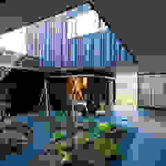 Vườn phong cách chiết trung bởi Takeru Shoji Architects.Co.,Ltd Chiết trung