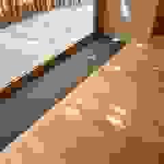 一級建築士事務所A-SA工房 Modern Study Room and Home Office Wood Wood effect