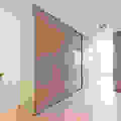 Woonhuis Churchillaan Moderne gangen, hallen & trappenhuizen van Bas Vogelpoel Architecten Modern Hout Hout