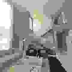 من Andréa Generoso - Arquitetura e Construção تبسيطي رخام