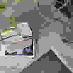客 廳 / Living room SECONDstudio 走廊 & 玄關 水泥 Grey
