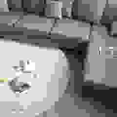 客 廳 / Living room SECONDstudio 客廳 水泥 Grey