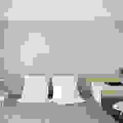 臥室 / Bedroom SECONDstudio 臥室 木頭 Wood effect
