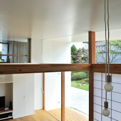 sakuramori house の Takeru Shoji Architects.Co.,Ltd オリジナル