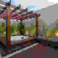 by Arquiteta Carol Algodoal Arquitetura e Interiores Modern لکڑی Wood effect