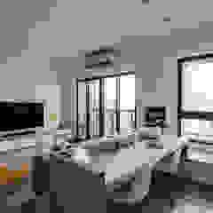 Scandinavian style study/office by 拓雅室內裝修有限公司 Scandinavian