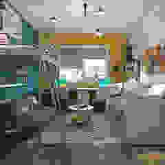 Pop Art /Fusion /Eclectic decoration Dormitorios infantiles de Glancing EYE - Asesoramiento y decoración en diseños 3D Ecléctico
