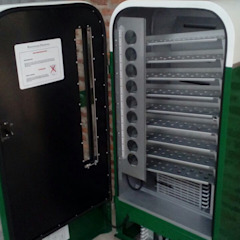 OldLook HouseholdLarge appliances Metal Green