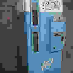 OldLook HouseholdLarge appliances Metal Blue