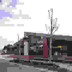 F・I COFFEE Cafe Camel カントリーなレストラン の KOBAYASHI ARCHITECTS STUDIO カントリー