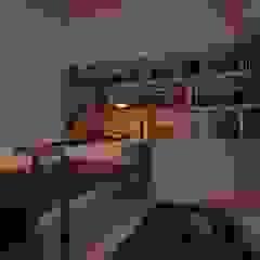 書房 Modern study/office by 敘述室內裝修設計有限公司 Modern