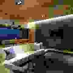 Modern living room by 敘述室內裝修設計有限公司 Modern