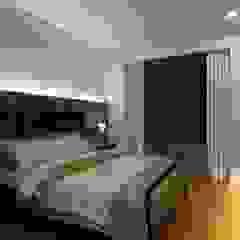 孝親房 Modern style bedroom by 敘述室內裝修設計有限公司 Modern