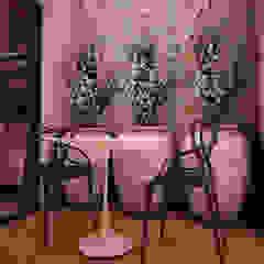 CASA RELEITURA Jardins de inverno coloniais por THACO. Arquitetura e Ambientes Colonial