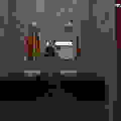 CASA RELEITURA Banheiros coloniais por THACO. Arquitetura e Ambientes Colonial