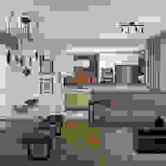 Decoropravocê - Decoração ao seu alcance. Scandinavian style living room