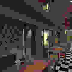 ALL MANNER Bares e clubes ecléticos por THACO. Arquitetura e Ambientes Eclético